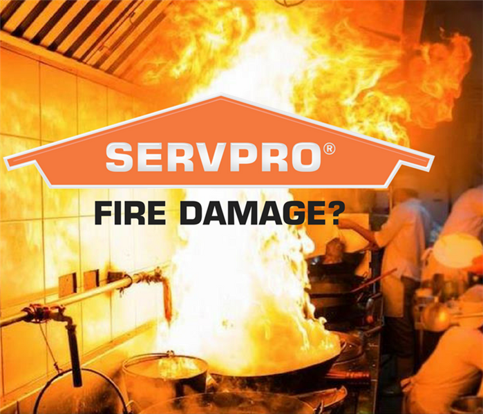 Commercial See How SERVPRO Can Help with Commercial Fire Damage